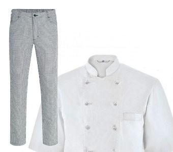 Cuisine-Kleidung