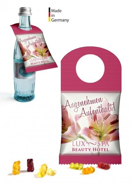Bottlebag mit Fruchtgummi