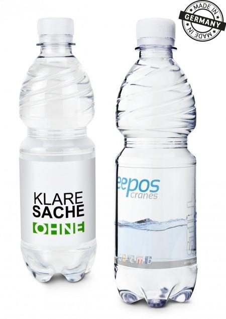 Mineralwasser ohne Kohlensäure - PET 500 ml