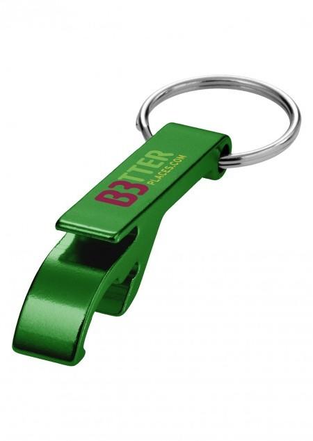 Schlüsselanhänger mit Kapselheber