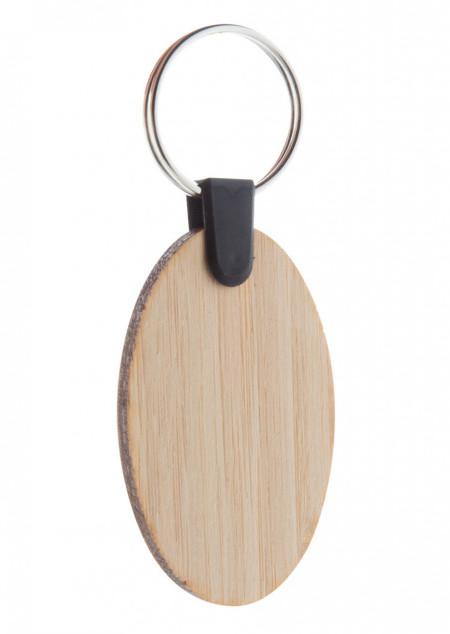 Bambus Schlüsselanhänger