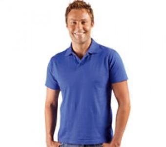 Polo-Shirts Basics & Herren Halbarm Baumwolle