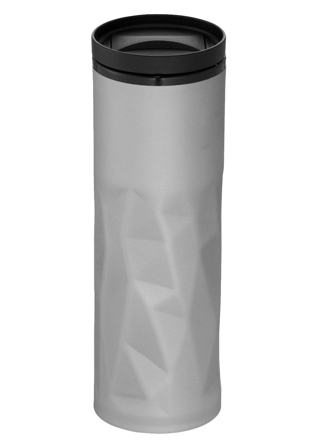 EDELSTAHLBECHER Ø 8 cm 0,3 Liter EDELSTAHL TRINK BECHER KAFFEEBECHER TASSE