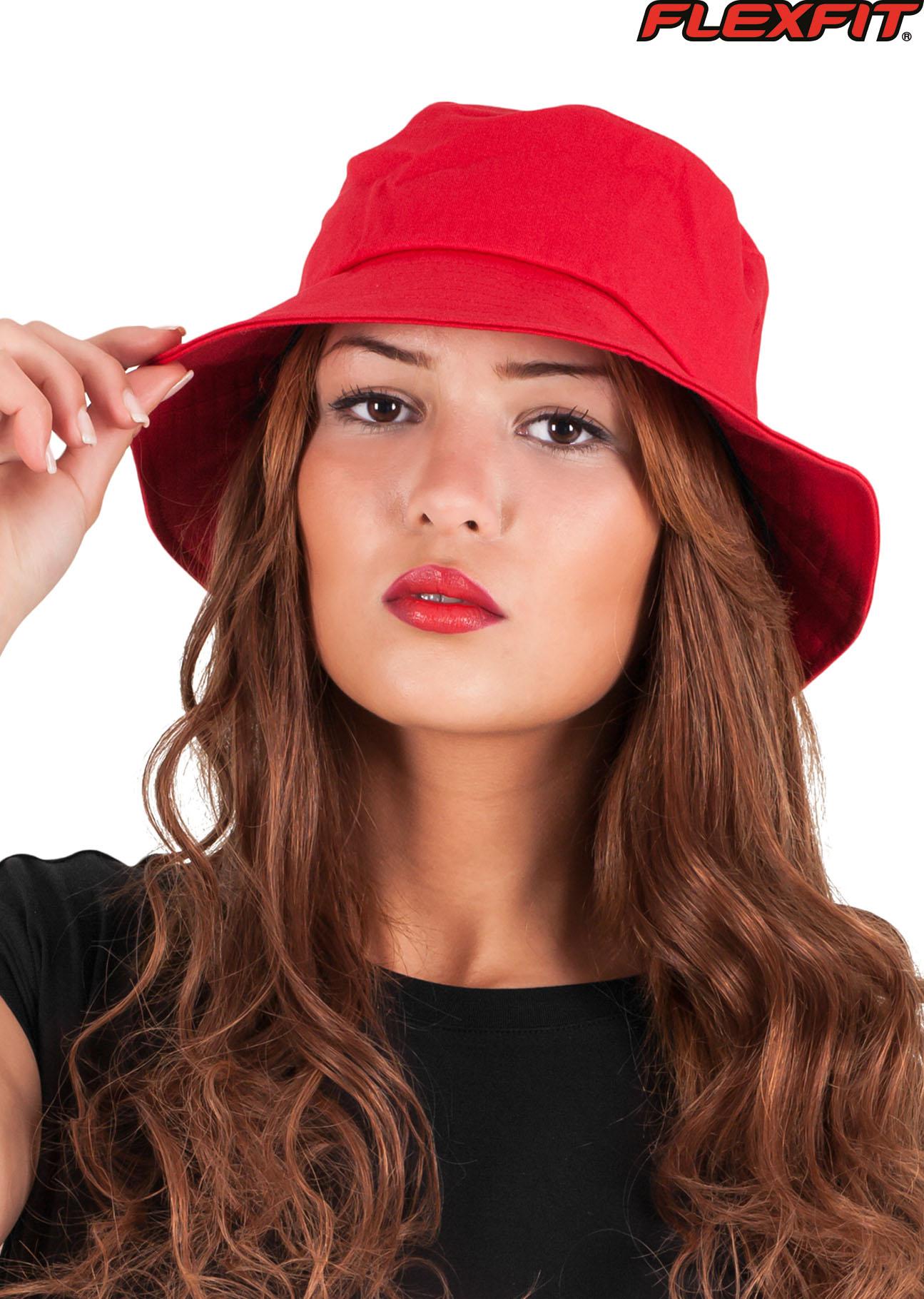 Cotton Twill Bucket Hat « Merkur Werbemittel c38eabacf2d