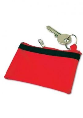 Schlüsseletui 'Edition' aus Nylon 70D mit Reißverschluss