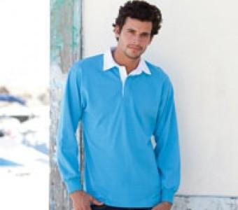 Sweatshirts Basics & Herren mit Polokragen