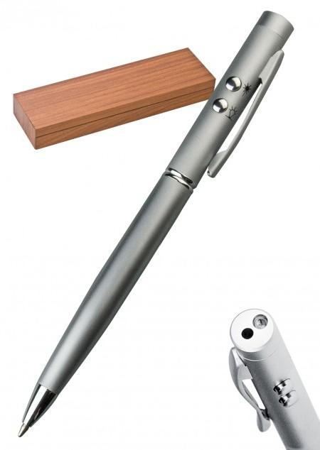 Laserpointer mit Kugelschreiber