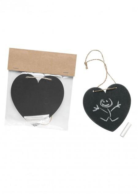 Kreidetafel Herz