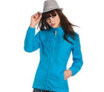 Regenjacken / Windbreaker Damen