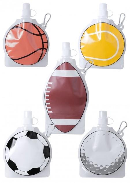 Trinkflasche in Balldesigns, 500 ml