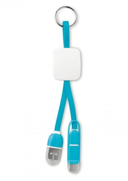 Schlüsselring USB Typ C