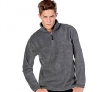 Fleece-Shirts Basics & Herren