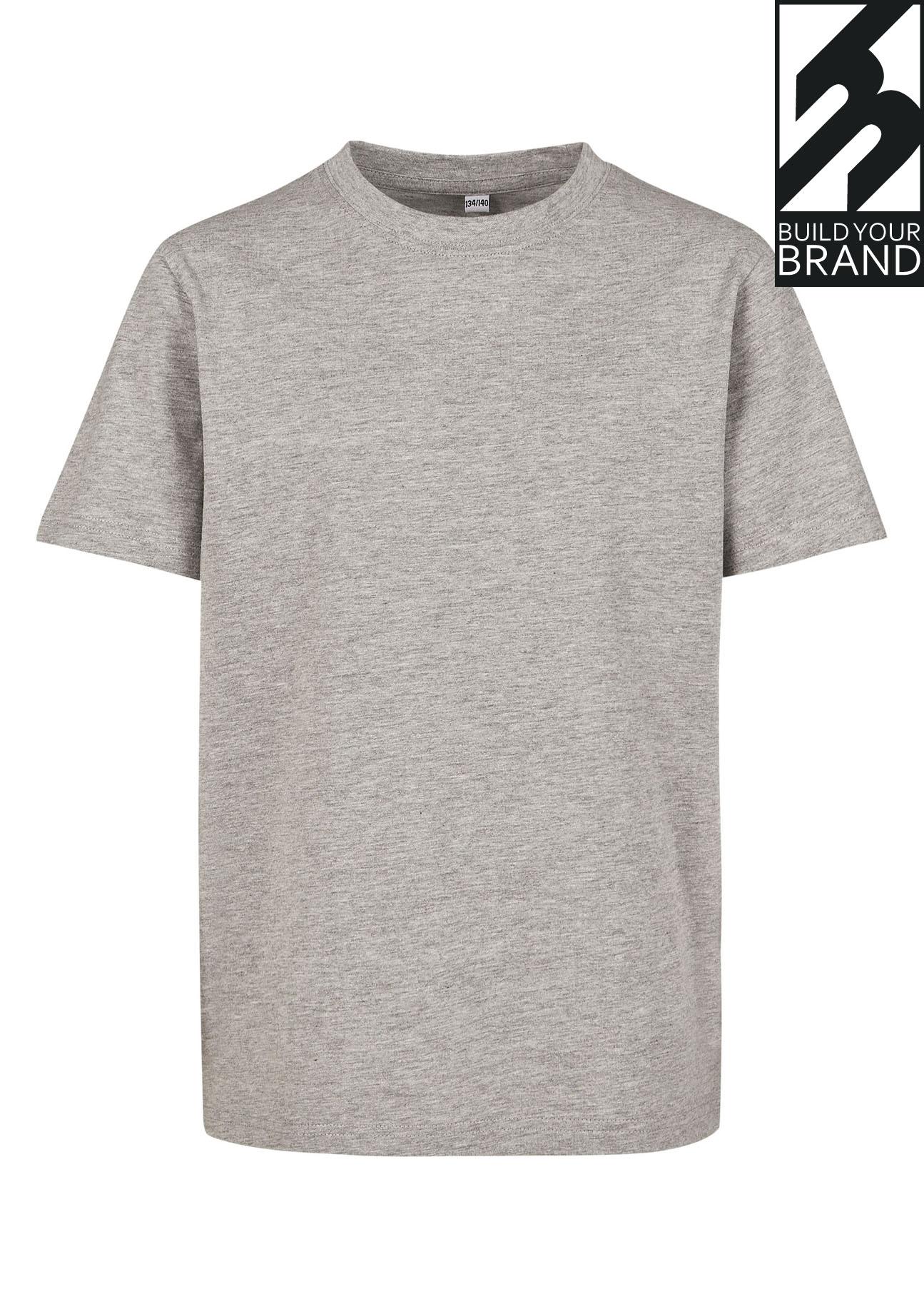 official photos 8c4d8 fb2c3 Build Your Brand, Kinder Basic T-Shirt, günstig bedrucken ...