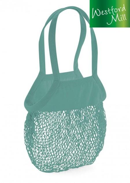 Organic Cotton Mesh Crocery Tasche
