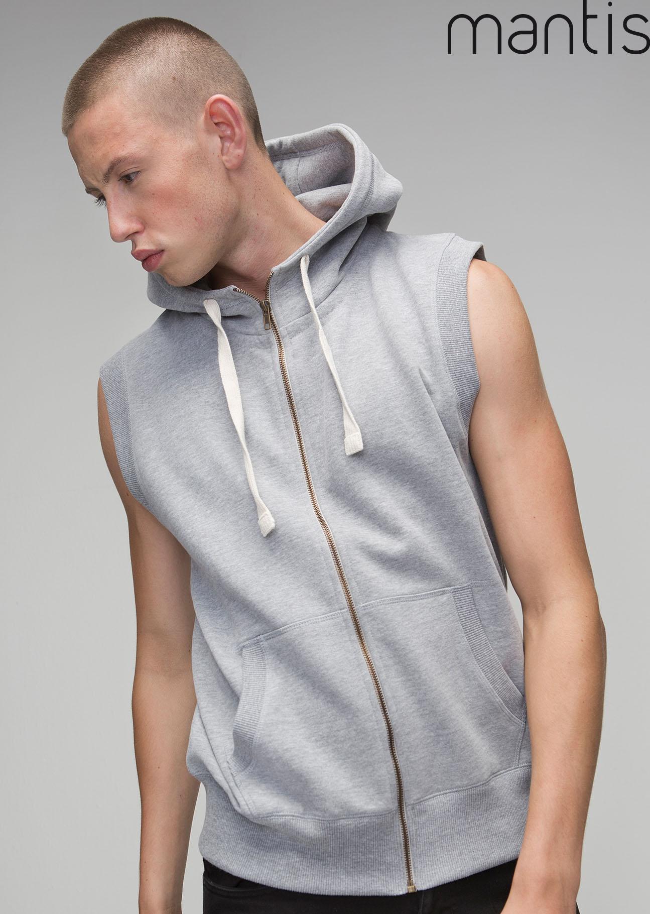 online retailer 96da2 b6aa5 Mantis, Herren Ärmellose Sweatjacke Superstar « Merkur ...