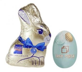 Süssigkeiten zu Ostern